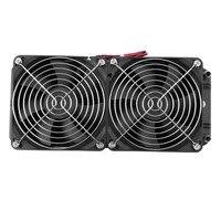 Aluminium 240mm Waterkoeling gekoeld Rij Warmtewisselaar Radiator + Fan voor CPU PC