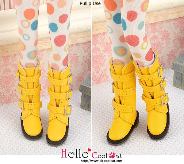 Free shipping High quality Handmade boots Doll shoes,doll accessories for Blythe Lati Yellow licca gift toys free shipping handmade custom made skirt 2 jewelry doll clothes for blythe fr licca azone doll accessories toys gift