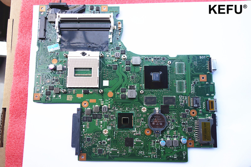 Suitable For Lenovo IdeaPad G710 Motherboard DUMBO2 REV2.1 Mainboard PGA947 HM86 ,Available NEW electrolux enn 2853 cow