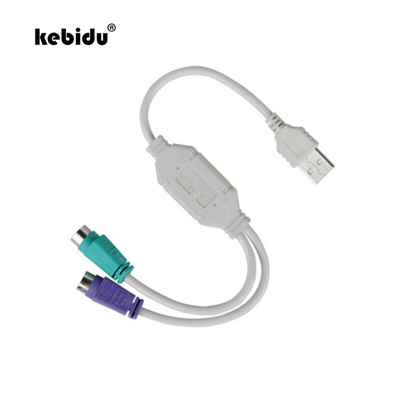 PS//2  Keyboard and Mouse Adapter to USB