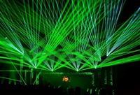 M11 G30000 30 Вт зеленый лазер анимации G532nm для сцены и вечеринок Disco KTV BAR CLUB театральной студии Iluminacion сиклорама свет