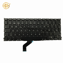 Original Brand New A1425 Spain Keyboard For Macbook Pro Retina 13″ A1425 MD212 MD213 SP Spain Spanish Keyboard Tested Working
