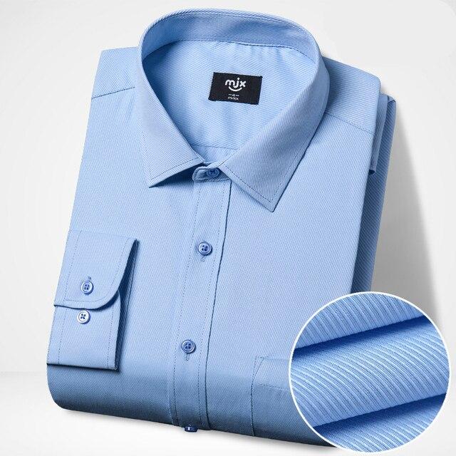 Мужская мода Рубашки Высокого Качества С Длинным Рукавом Рубашки Запонки Camisa Masculina Повседневная Slim Fit Рубашка Бизнес Бренд Одежды