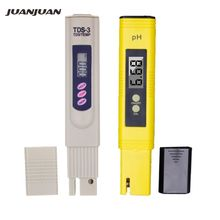 PH TDS Meter Tester Portable Pen Digital 0.01 Tinggi Akurat Filter Alat Ukur Kualitas Air Kemurnian Alat Uji 30% Off(China)