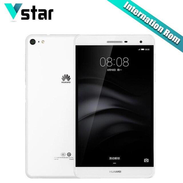 Оригинальный Huawei MediaPad M2 Lite PLE-703L Octa core 3 ГБ Оперативная память 32 ГБ Встроенная память 7 дюймов Планшеты Android Snapdragon 615 dual SIM Q