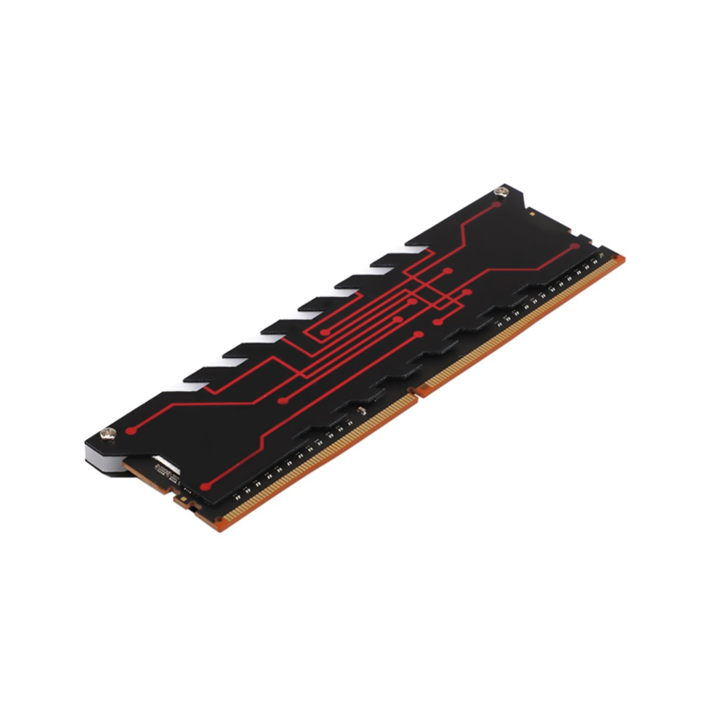 Mémoire interne de RAM de jeu 4/8 GB DDR4 2233 MHz radiateur pour ordinateur de bureau ordinateur portable Intel AMD