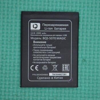 For BQS 5070 battery BQS-5070 MAGIC (Nous NS 5004) 2000mAh Mobile Phone Li-ion Battery Replacement