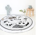 Baby Blanket Kids Play Mat Cobertor Girl Boys Game Mat Round Carpet Rug Children Tent Mat Baby Cama Bedding Cover Kids Sofa Beds