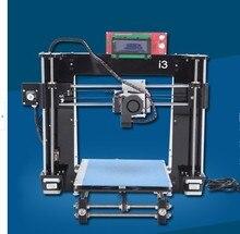Peças de impressora 3d reprap prusa i3 conjunto completo diy 3d