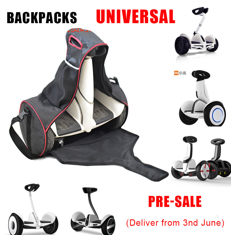 backpacks for Ninebot mini plus shoulder bags for two wheel hoverboard