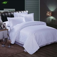 NEW Wholesale 1 Pair White Hotel Pillow Case 40s High Quality 100 Satin Cotton Soft Bed