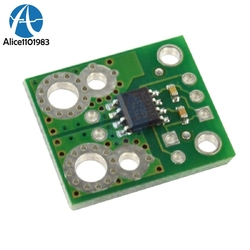 ACS714 5A 20A 30A 5v Isolate Current Sensor Breakout Board Filter Resistance Capacitor Hall Effect Module SMD Replace ACS712