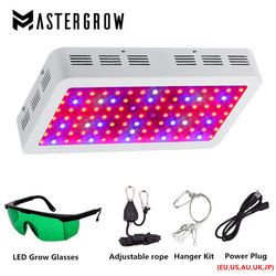 Алмаз 300 Вт 600 Вт 800 Вт 1000 Вт 1200 Вт 1500 Вт 1800 Вт 2000 Вт двойной чип светодиодный свет для выращивания полный спектр красный/синий/УФ/ИК для комнатн...