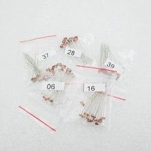 50 шт./лот (5 значения * 10 шт.) LDR фото светочувствительных резистора фотоэлектрический фоторезистор комплект для 5506 5516 5528 5537 5539