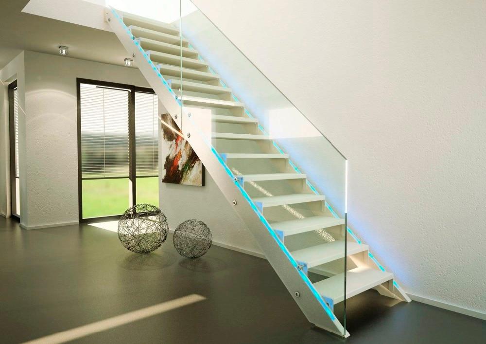 casa propietario econmico pequeo l en forma de escalera