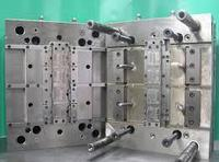 Plastic Injection Mold For PVC Elbow Pipe Tube