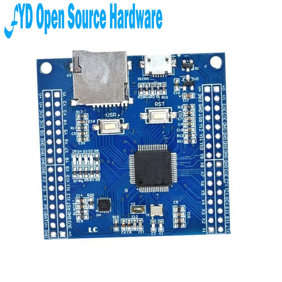 Image 3 - 1pcs STM32F405 Core For PYBoard STM32F405 IoT Development Board for PyBoard-in Integrated Circuits from Electronic Components & Supplies