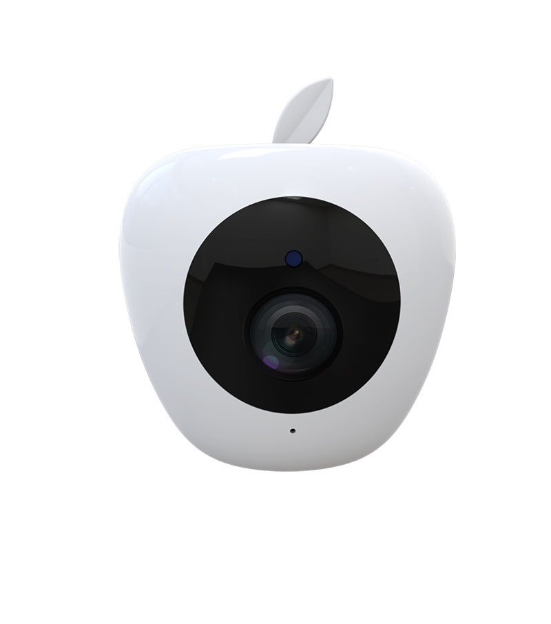 New Arrival HD 1080P Wireless WIFI Camera 2 0MP 180 Degree Lens font b Night b