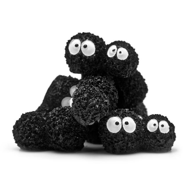 Totoro Susuwatari Toys