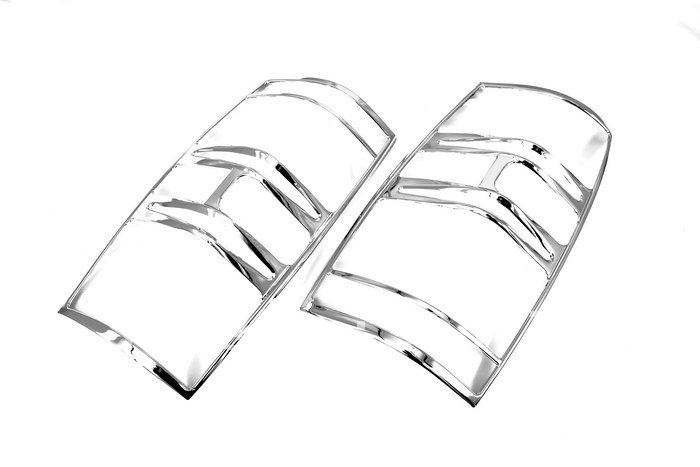 High Quality Chrome Tail Light Cover for Chevrolet Tahoe
