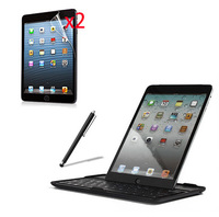 New Wireless Bluetooth 3 0 Removeable Keyboard Leather Case Cover For Apple Ipad Mini 7 9inch