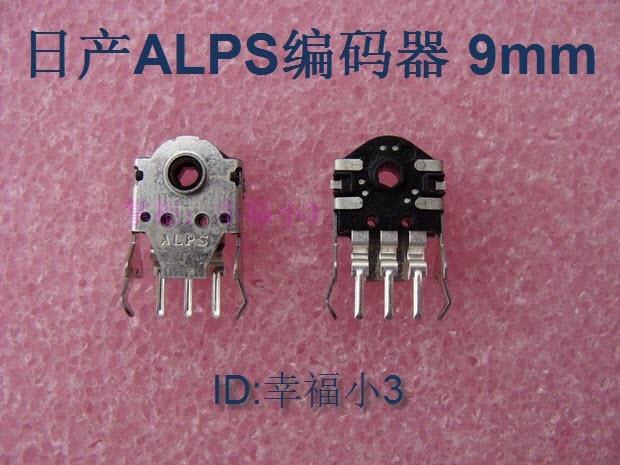 1 Stück Original Made In Japan Alps Maus Encoder Maus Decoder Maus Zubehör 9mm 5 Millionen Mal Lebensdauer