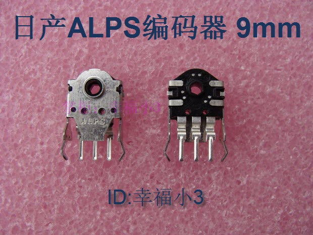 1pc original made in Japan Alps mouse encoder mouse decoder mouse accessories 9mm 5 million times lifetime lm64c142 industrial lcd original made in japan a in good condition