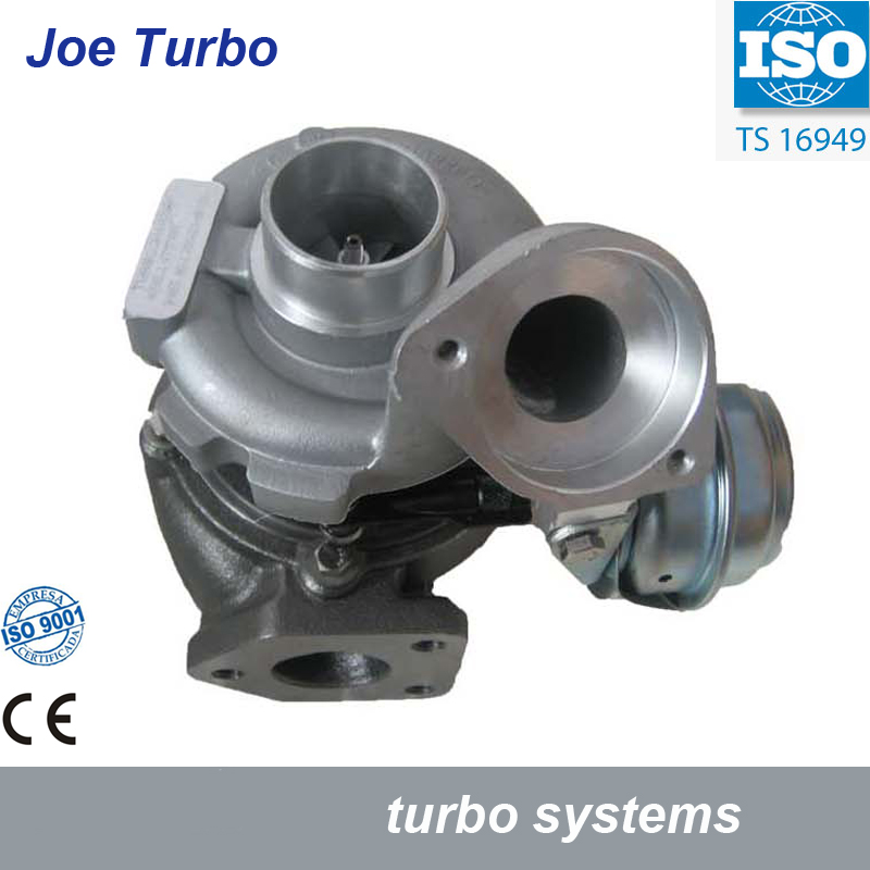 Turbo GT1749V 750431-5012S 717478-0001 750431 717478 Turbocharger For BMW 120D 320D E46 520D 01-05 X3 E83 E83N M47TU 2.0L 150HP