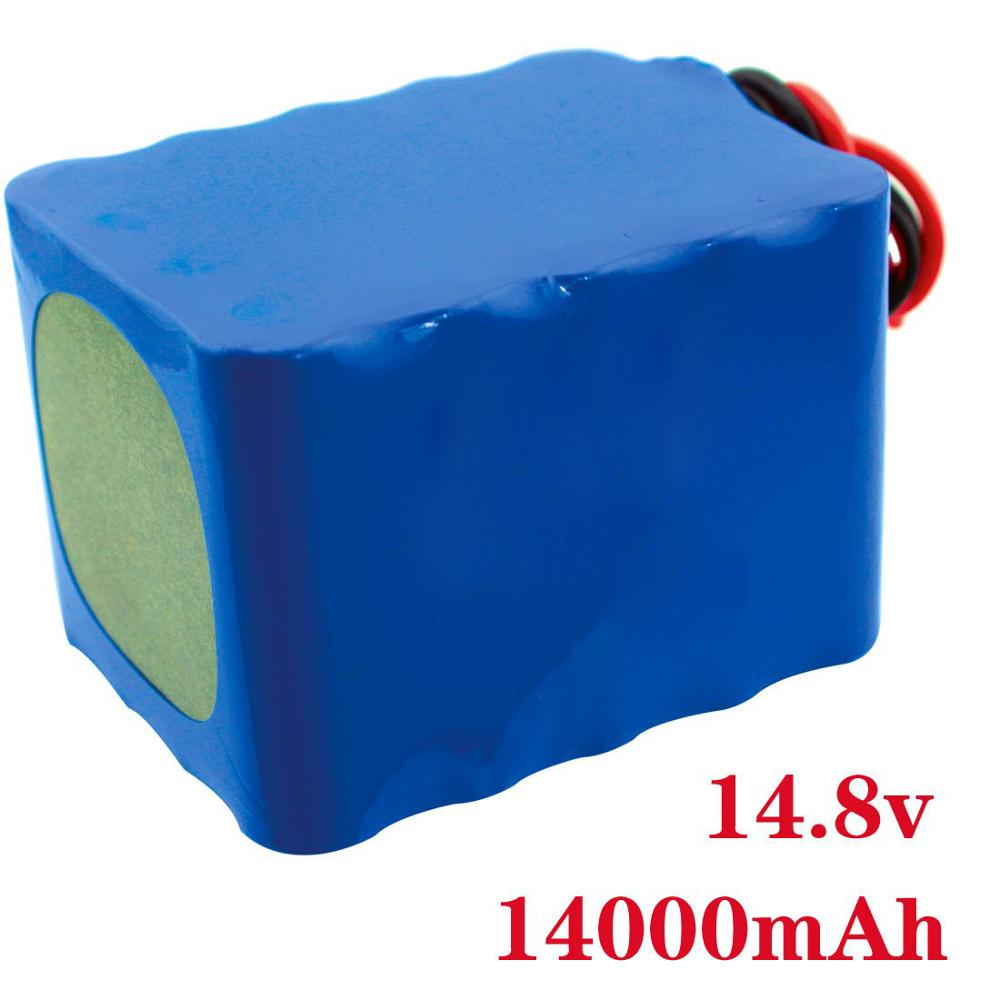 14.8v 14000mah rechargeable li-ion polymer battery pack supplier in china for power source