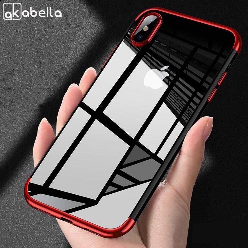Akabeila Case Dla Iphone 6 6 S 5s Se 5 7 8 Plus Przypadki