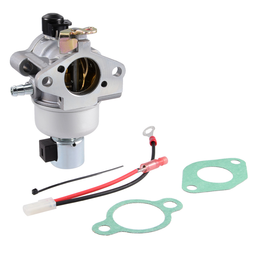 New CV460S Carburetor Carb for John Deere Kohler GT225 LX255 LX266 LT160 Tractor Engine Replaces AM132199 AM132033 with Gasket uxcell 715783 carburetor carb replaces for briggs stratton 715525 715494 715390 engine with gasket replacement generators