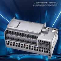 PLC Programmable Controller 220V PLC S7 200 CPU224XP RELAY Output Programmable Logic Controller motor speed regulator