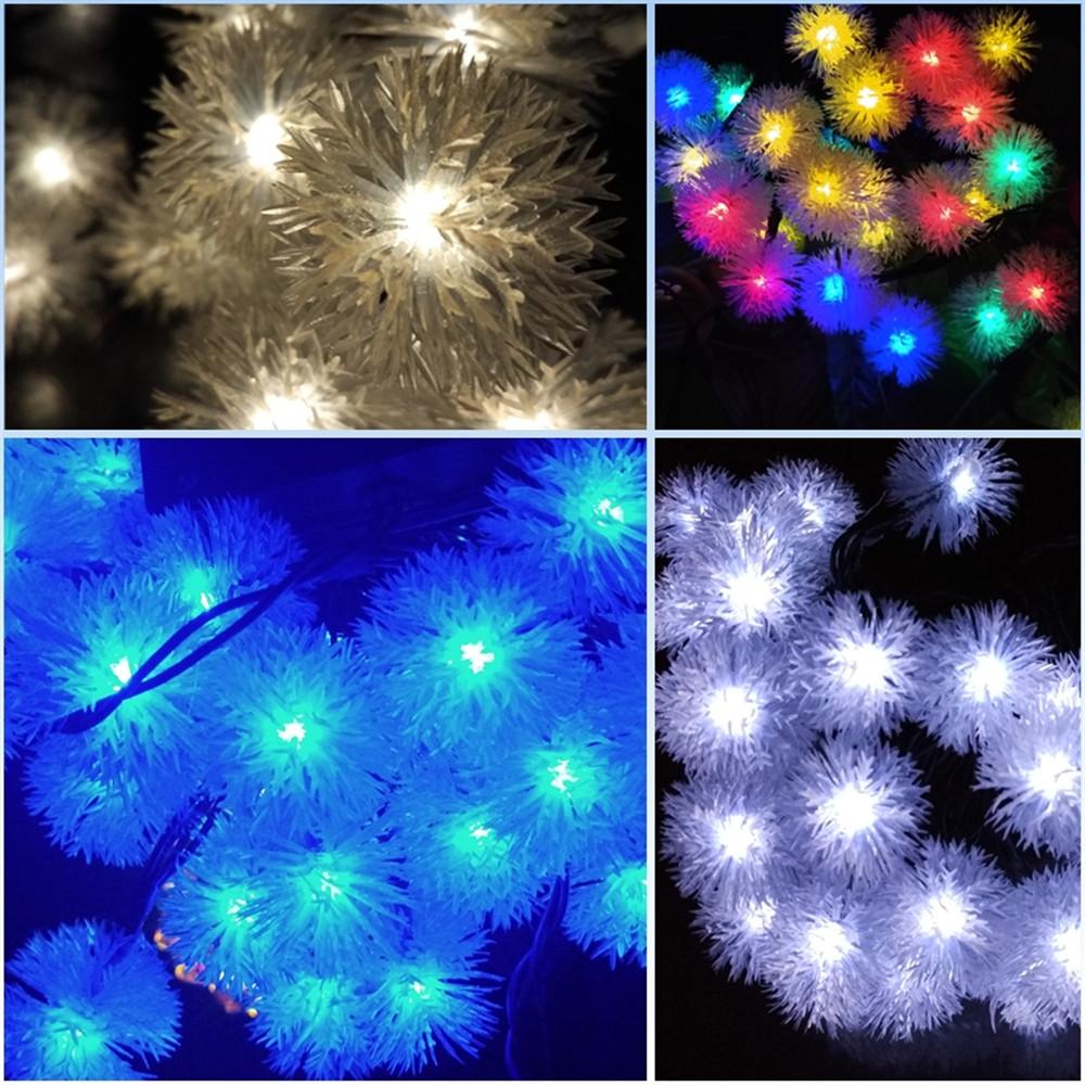 outdoor garden decoration lights solar lamps lighting Strings (33)