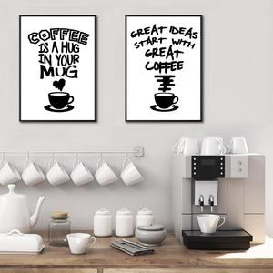 Image 2 - Fashion sion affiche noir et blanc