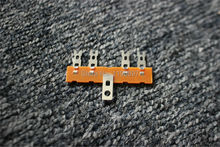 Free Shipping 1Pin Only $0.39 Amplifier Audio Scaffolding Frame Terminal Silver Plated Brass DIY HIFI Audio 5pins 5pcs