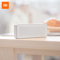 Xiaomi Speaker Bluetooth Square Box2 Speakers Computer Bleutooth Protable Pc Outdoor Mini Protable Mi Loudspeaker MP3 Sound Bar