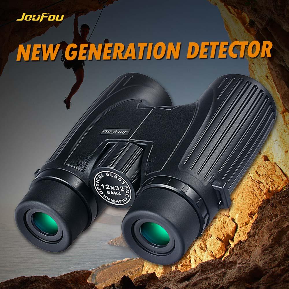 ФОТО Hunting Cavalry series HD JOUFOU 12X32 binoculars telescope