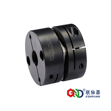 GSG 45# Steel Single Diaphragm Clamp Series GND shaft coupling D19mm,L20mm