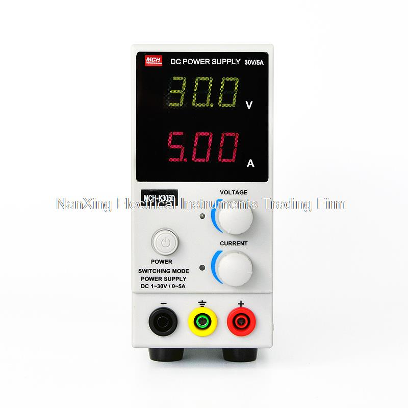 Fast arrival MCH-K302D  mini switching DC regulated power supply 30V/2A SMPS Single Channel mystery mch 1025