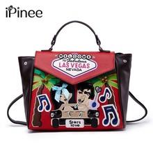 iPinee Women Backpacks Hot Sale Fashion Causal Bags High Qua