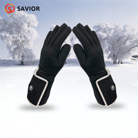 Salvador luvas de aquecimento inverno equitação ao ar livre luvas de tela sensível ao toque forro luvas de bicicleta luvas de esqui|Luvas de ciclismo| |  -