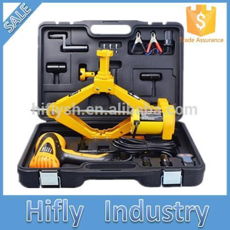 New Arrival Electric Jack And Impact Wrench Sedan SUV MPV Auto Electric Jack And Car Electric Wrench