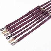 Caker Marque 2017 Femmes sacs à main Bracelet Violet PU Sangle pour l'épaule sac ceintures pour sac à main sac bandoulière En Gros sacs pièces