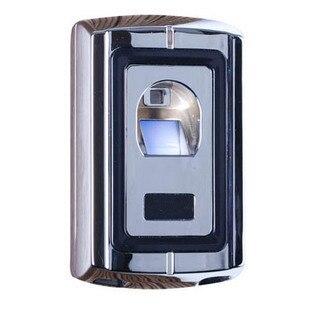 10PCS/CTN Wholesale F007/F007EM Metal Case Anti-Vandal Biometric Fingerprint Access Control/1000user, Support RFID Function biometric fingerprint access controller tcp ip fingerprint door access control reader