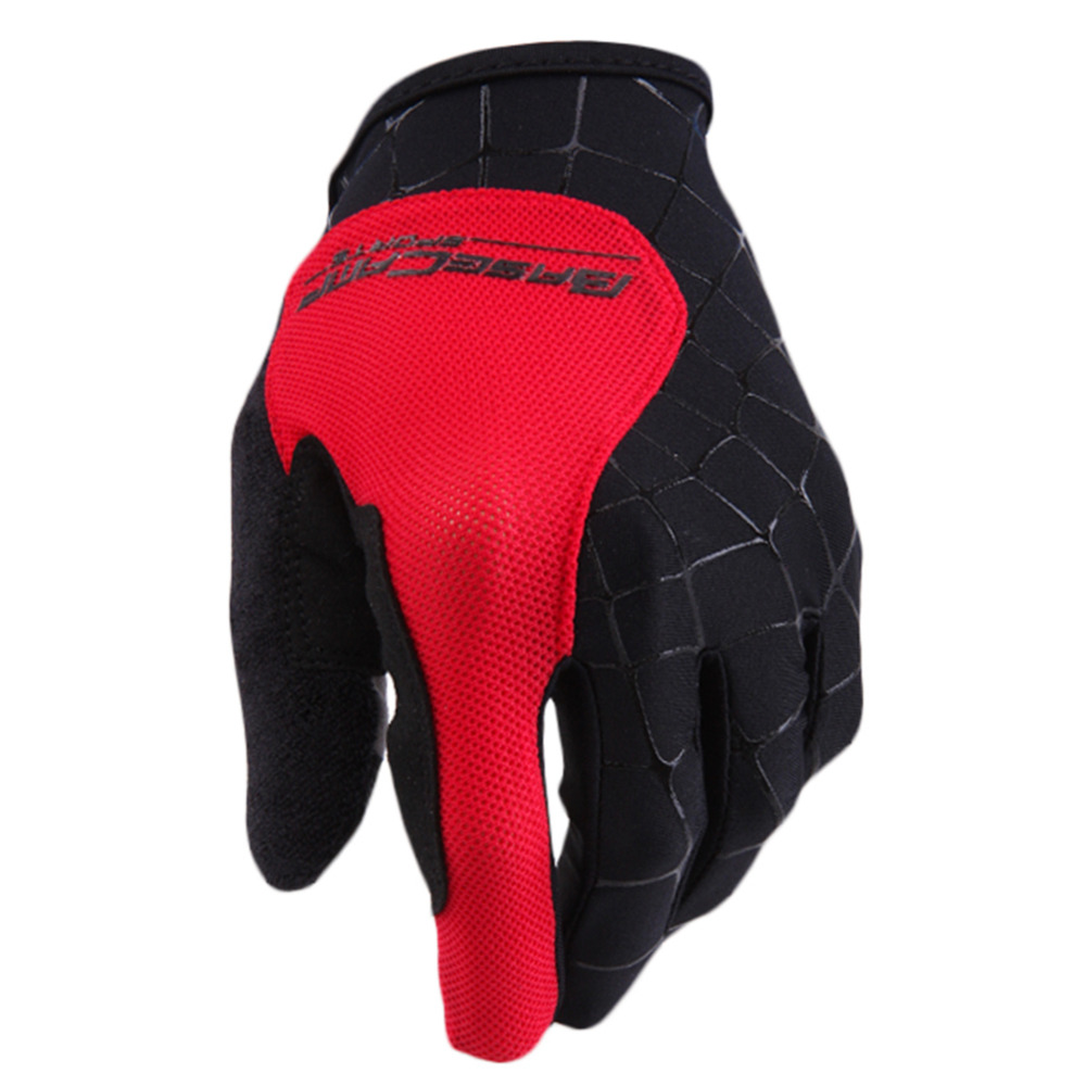 Prix pour BC-202L Hommes d'hiver Anti-froid Plein doigt ski gants antichoc étanche de silice gel équitation ski gants de soutien en gros