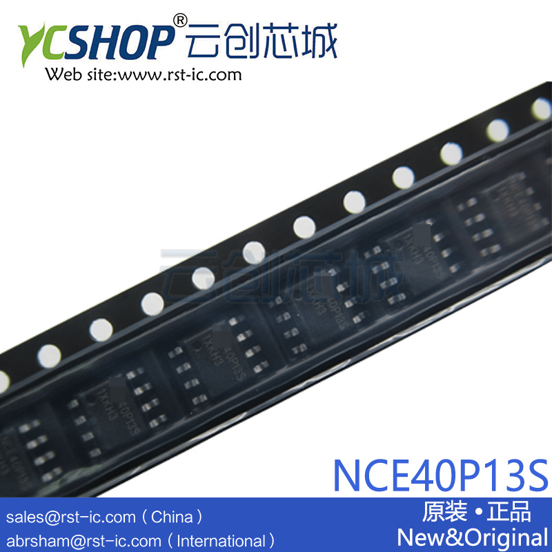 NCE40P13S 40P13S SOP-8 -40V -13A P-Channel Enhancement Mode Power MOSFET(China)