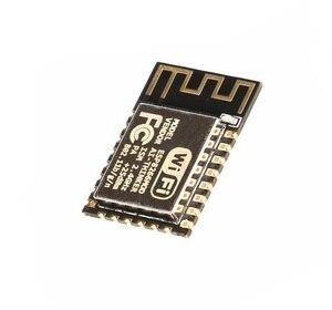 Image 1 - 1PCS ESP 12F (ESP 12E שדרוג) ESP8266 טורית מרחוק WIFI אלחוטי מודול ESP8266 4M פלאש ESP 8266