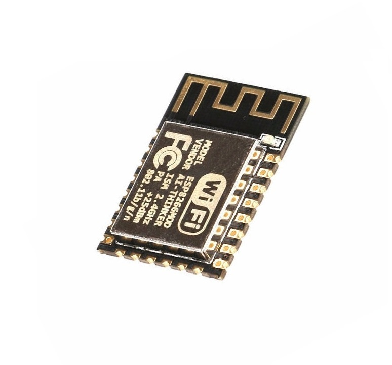 1PCS ESP-12F (ESP-12E upgrade) ESP8266 Remote Serial Port WIFI Wireless Module ESP8266 4M Flash ESP 8266