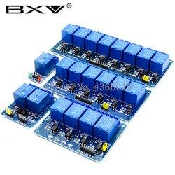5v 1 2 4 6 8 moduł przekaźnikowy z transoptor wyjście przekaźnikowe 1 2 4 6 8 way moduł przekaźnika Zasilacze impulsowe    -