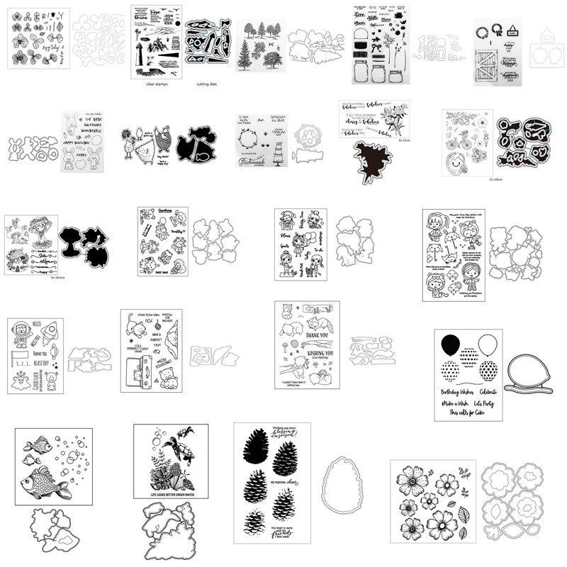 Bricolage découpe matrices pochoir bricolage Scrapbooking gaufrage papier carte décor
